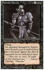 1X Hypnotic Specter - Revised - * German, LP FBB * MTG CARD