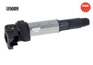 NGK Ignition Coil U5009 fits BMW 5 Series 525 i (E39) 141kw, 525 i (E60) 141k...