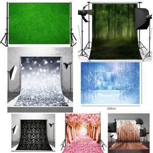 Photography Backdrops Photo Vinyl Background Studio Props real outdoor/Indoor LZ
