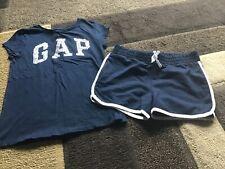 Girls Gap summer outfit Navy size Xl/12(Vguc)