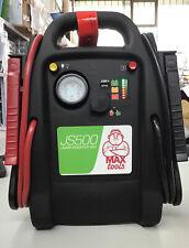Maxtools JS500, Batterienotstarter für Autos u. Transporter 2200A (xi)