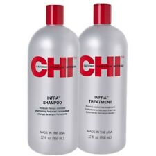 CHI INFRA SHAMPOO & TREATMENT 32 oz DUO FREE SHIPPING