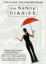 The Nanny Diaries by Nicola Kraus and Emma McLaughlin (2003, Paperback, Revised,