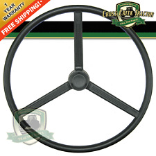 D6NN3600B NEW Ford Tractor Steering Wheel with Cap 2000, 3000, 4000, 4000SU +