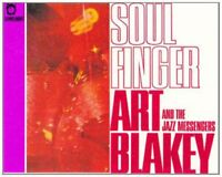 ART BLAKEY & THE JAZZ MESSENGERS Soul Finger (2009) 6-trk CD Verve NEW/SEALED