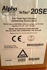 ALFA INTEC 2 Caldaia a Condensazione Sistema Egli Ng CALDAIA 3.024846 CONSEGNA GRATUITA