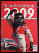 V8 Supercars Team Vodafone Ford Lowndes Whincup 2009 Yearbook Ex Cond