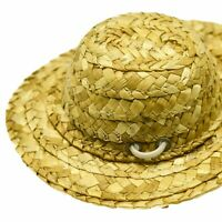 PROtastic Dog Cat Sombereo - Mini straw hat for your pet, great for instagram...