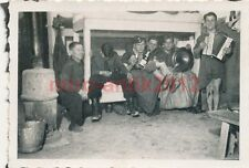 Photo, Panzer Regiment 7, use France, Fun in the double bunk bed, (N) 19326