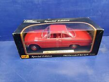 Maisto Special Edition 1962 Chevrolet Bel Air (Red) (#31641)
