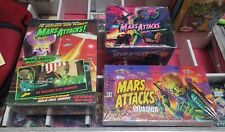 New ListingMars Attacks - 3 Box Lot - Topps 1994 Box - Widevision Movie Box - Invasion Box