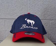 Ford Bronco New Era ® Shadow Stretch Heather Colorblock Cap Hat NE704 New