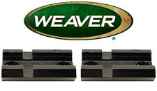 Weaver USA MADE Scope Mount Rail Long Action Savage 110 - 116 AccuTrigger Rifles