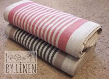 Unbranded 100% Linen Upholstery Craft Fabrics