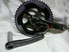 Sram Red 10spd Exogram/Xglide Crankset 130bcd 53/39T 172.5mm Bb30 Pf30