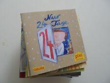 24 Minibücher Pixi Ravensburger für Adventskalender Weihnachten Kinder Advent