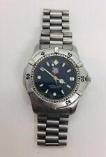 Tag Heuer Professional 200 Meters WE1110-2 Black Dial Men's Quartz Watch