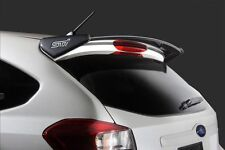 2015-2016 SUBARU CROSSTREK AND IMPREZA 5DR GENUINE STI ROOF SPOILER E7210FJ400