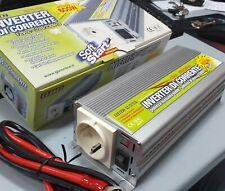 Convertitore di Corrente Inverter 12V 220V 600W max 1500W auto raffreddamento