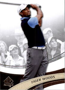 2014 SP Authentic Golf Card Pick