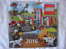 LEGO 2016 January - June catalog magazine, Greek Edition, Brand New