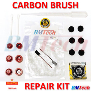 REPAIR KIT ABS Pump Motor 10.0212 / 10.0961 5DF0 5DF1 Carbon Brushes Refurb