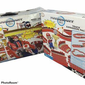 Knex Mario Kart Wii Building Set Expansion Race Track Nintendo Parts Replacement