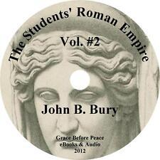 Students' Roman Empire, Vol. 2 Greece Audiobook by John B Bury on 1 MP3 CD