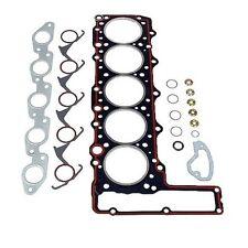 For Mercedes W124 R126 300D 300TD 300SDL Engine Cylinder Head Gasket Set REINZ