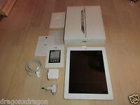 Apple iPad 2 Wi-Fi 16GB Weiß in OVP, Sprung im Displayglas, voll funktionsfähig