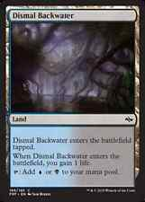 Fate Reforged Dismal Backwater NM  x4  MTG Magic Cards Land Common