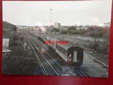 PHOTO  CLASS 47 LOCO NO 47664 NR ASHFORD - WILLESBOROUGH 1988
