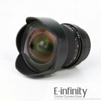 NEW Samyang 14mm f/2.8 ED AS IF UMC Lens for Canon EF Mount