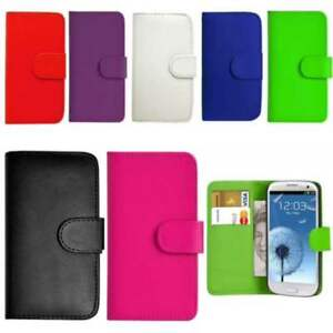 New Leather Flip Wallet Book Phone Case Cover For Motorola Phones Moto E4/G4+/E3