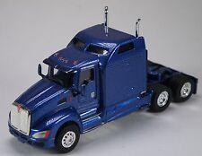 HO 1/87 TSH # 193 Kenworth T-660 Tractor - Metallic Blue