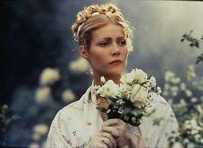 """GWYNETH PALTROW in """"Emma""""- Original 35mm COLOR Slide - 1996"""