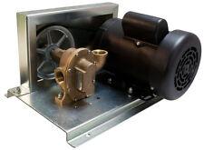 Food Grade Industrial Rotary Bronze Gear Pump & Motor- HP-476