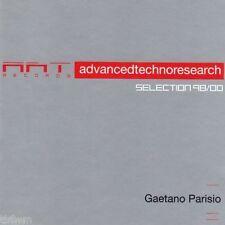 Gaetano Parisio-Advanced Techno Research-CD ALBUM-NUOVO OVP-Techno