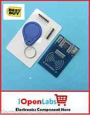 Mifare RC522 RFID 13.56Mhz Proximity Card Reader/ Writer Module with RFID keyfob