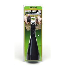 Primos Moose Horn Big Game Call Pack Open-Reed Call 100% Freezeproof 918 Hunting