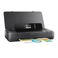 HP OfficeJet 200 Mobildrucker, Tintenstrahldrucker, schwarz