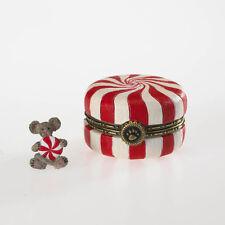 Boyds Peppermint Candy Box Nib Free Shipping #4022281