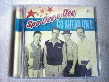 CD - Spo-Dee-O-Dee - Go Ahead On  Rockabilly - Rock'n Roll