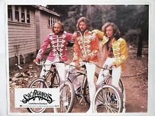 THE BEE GEES SGT PEPPER'S LOBBY CARD