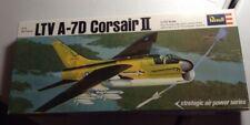 VINTAGE 1968 Revell 1/72 SCALE LTV A-7D Corsair II Model Kit #H-133:100~NEW