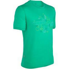 Icebreaker Tech Lite SS All in A Day Top (L) Lucky