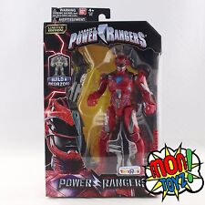Red Ranger- Power Rangers Movie Edition Action Figure NIB NEW HTF Limited Edtion