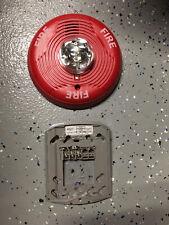 F- System Sensor Spectralert Pc2R Ceiling Mount Fire Selectable Horn Strobe Nib
