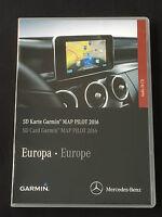 Genuine New Mercedes SD Card Garmin Map Pilot 2016/2017 V6.0 Latest Version