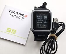 TomTom RUNNER GPS Sports Watch And Charger TESTED Ref:44
